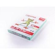 Цветная бумага CREATIVE Пастель зеленая, 250л фото