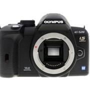 Фотокамера цифровая зеркальная Olympus E-520 фото