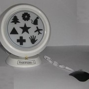 Тренажер для стимуляции сетчатки глаза панорамными фигурными «слепящими» полями - АМБЛИОПАНОРАМА фото