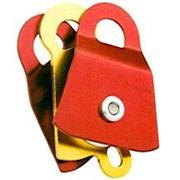 Блочки для промышленного альпинизма TWIN P65 фото