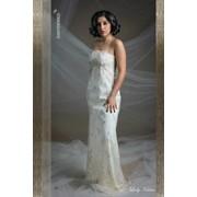 Свадебное платье от дизайнера фото