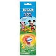 Насадки ORAL-B KIDS на зубные щетки фото