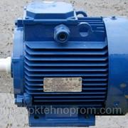 Электродвигатель 37 кВт 1000 об/мин фото