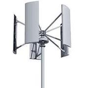 """Вертикально-осевой ветрогенератор 3 кВт """"Falcon Euro"""" фото"""