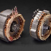 Ремонт и перемотка промышленных электродвигателей фото