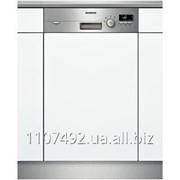 Узкая посудомоечная машина интегрированная Siemens SR55E503EU фото