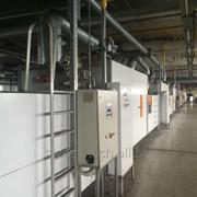 Печь Werner & Pfleiderer 2-х зональная 56 метров фото