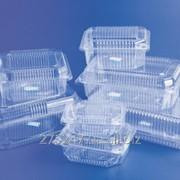 Блистерная упаковка и пластиковые контейнеры фото