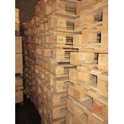 Поддоны деревянные EUR, EPAL, MAV, европоддоны - б/у фото