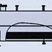 Емкости горизонтальные с эллиптическими днищами с трубным пучком ГЭЭ фото