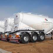 Цементовоз NURSAN Millenium 35 м3 фото