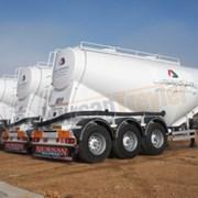 Цементовоз NURSAN 28 м3 фото