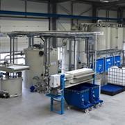 Поставка оборудования для систем очистки воды, системы оборудования для очистки воды. фото