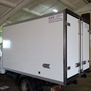 Фургоны изотермические фото