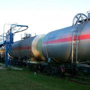 Доставка сжиженного газа железнодорожными цистернами фото