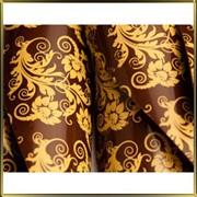 Переводной рисунок для шоколада (трансфер) белый, красный, желтый, коричневый, цветной (упак. 10шт.) фото