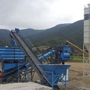 Мобильный бетонный завод 100м3 Konbantsan ТУРЦИЯ фото