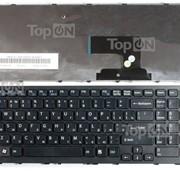 Клавиатура для ноутбука Sony Vaio VPC-EE Series Black Frame Black TOP-82753 фото