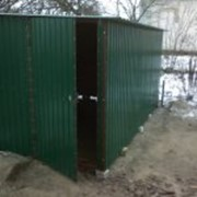 Гаражи наземные многоярусные,гаражи металлические разборные на заказ, Черкассы, Украина, Киев фото