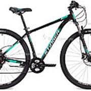"""Велосипед Stinger Element Pro 26"""" (2020) Зеленый 14 ростовка фото"""