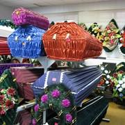 Продажа гробов и венков фото