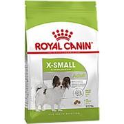 Royal Canin 1.5кг X-Small Adult Сухой корм для собак миниатюрных пород от 10 месяцев до 8 лет фото