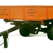 Полуприцеп тракторный самосвальный ПСМ-2,5 фото