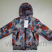 Куртка зимняя под пояс фото