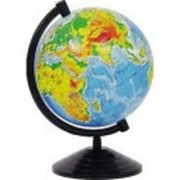 Глобус 220 мм физический фото