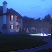 3D визуализация экстерьеров фото
