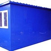 Вагончик 6 м (мобильное здание, модульное здание) - бытовка под офис, Вагончики-офисы фото