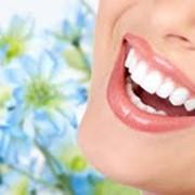 Снятие зубных отложений фото