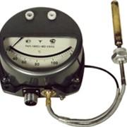 Продаём термометры манометрические ТКП Сг,ТГП Сг диаметр кор. 60,100,160; фото