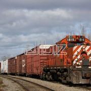 Логистика на железнодорожном транспорте фото