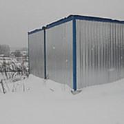 Модульное здание 6,0м на 4,8м фото