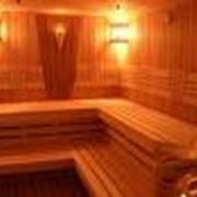 Сауна в гостинице Темирказык фото