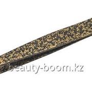 Пинцет PT-361-R/D Dotted скошенный леопардовый фото