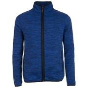 Куртка флисовая TURBO синий/темно-синий, размер M фото