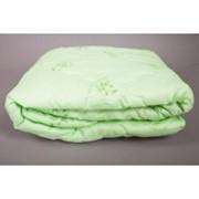 Одеяло всесезонное с бамбуковым наполнителем 300гр фото