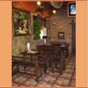 Мебель для баров, кафе, ресторанов фото