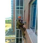 Услуги гидроизоляции фасада, фасадные работы фото