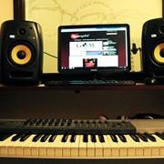Написание музыки (студия Grand Art Media) фото