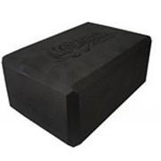 Блок для занятий йогой Black Block FT-BLACK-BLOCK фото