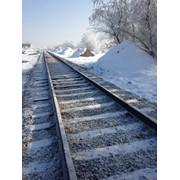 Железнодорожные подъездные пути фото