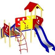 Детская игровая площадка ИК-5.17 фото