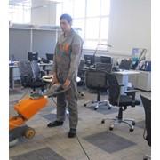 Чистка ковров, ковровых покрытий в офисах фото