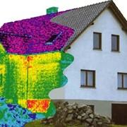Тепловизионное обследование недвижимости фото