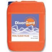 Kонцентрированное средство для повышения прозрачности воды в бассейне Divergard Pool Clear Plus артикул 70022093 фото