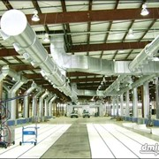 Монтаж систем вентиляции любой сложности фото