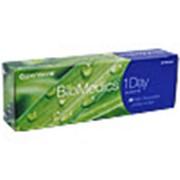 Линзы Biomedics 1- Day UV фото